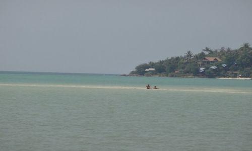 TAJLANDIA / Koh Phangan / Had  Yao / opalanie na środku morza