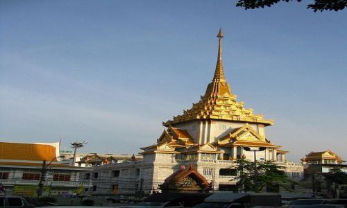 Zdjecie TAJLANDIA / Bangkok / Bangkok / obrazki z Bangkoku