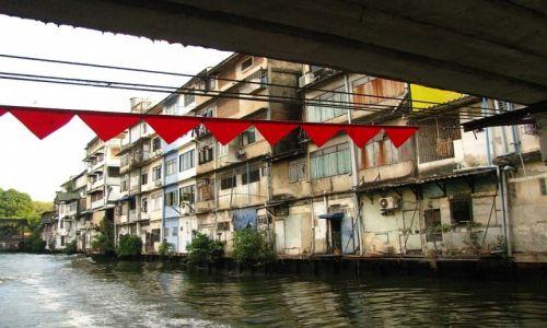 Zdjęcie TAJLANDIA / Bangkok / Bangkok / khlongi