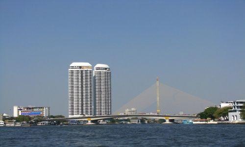 Zdjęcie TAJLANDIA / Bangkok / Bangkok / architektura Bangkoku