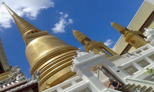 Zdjęcie TAJLANDIA / - / bkk / Goldnest...