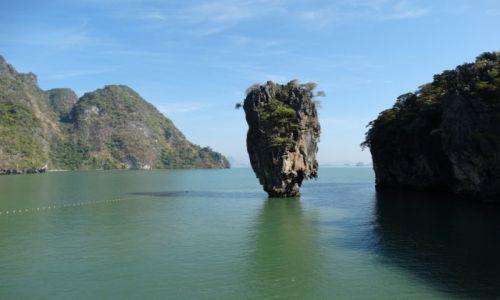 Zdjęcie TAJLANDIA / Phuket / Ao Phang- Nga National Park / James Bond Island