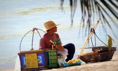 Zdjęcie TAJLANDIA / - / Koh Tao / Sielanka na plazy