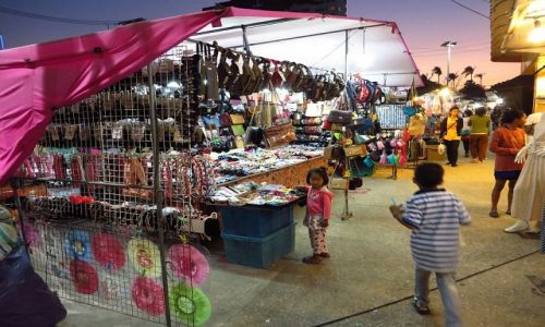 Zdjęcie TAJLANDIA / Zatoka Tajlandzka / Hua Hin / targ nocny