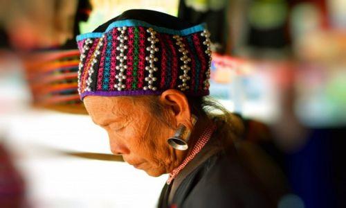 Zdjecie TAJLANDIA / Chiang Mai / okolice Chiang Mai / Barwne plemiona górskie