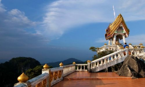 Zdjecie TAJLANDIA / Krabi / Tiger Wat / Top of Tiger Wat