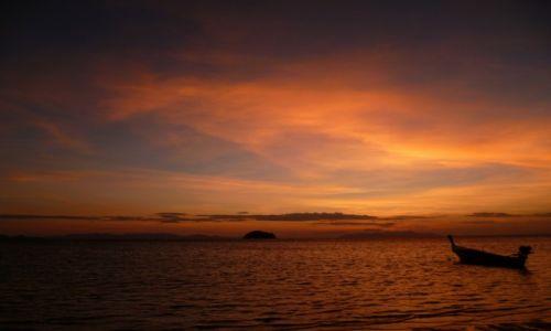 Zdjecie TAJLANDIA / Morze Andamańskie / Koh Lipe / Wschód Słońca