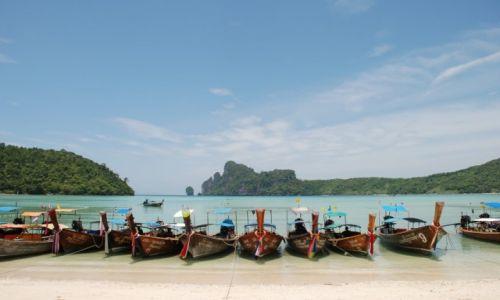 Zdjęcie TAJLANDIA / Pucket / Ko Phi Phi / Cisza i spokój