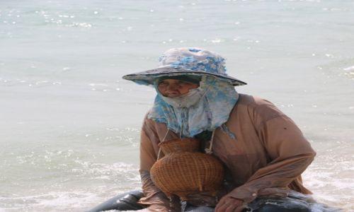 Zdjęcie TAJLANDIA / Koh Samui / Chaweng / Kobieta