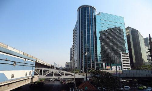 Zdjęcie TAJLANDIA / Bangkok / Bangkok / współczesna architektura Bangkoku