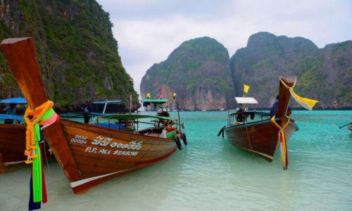 Zdjęcie TAJLANDIA / Koh Phi Phi / Maya Bay / Tam gdzie biegał Leo :)