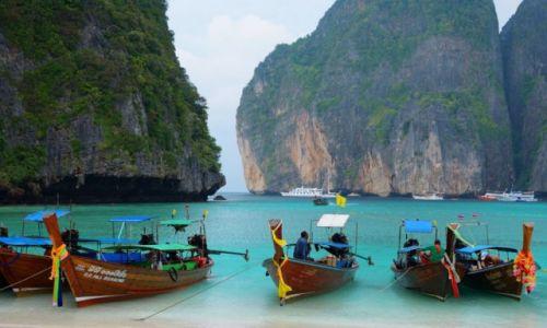 Zdjęcie TAJLANDIA / Koh Phi Phi / Maya Bay / Maya Bay
