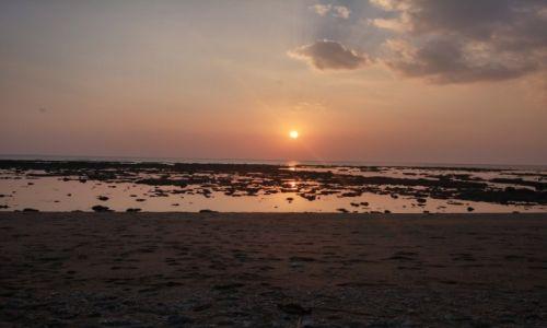 TAJLANDIA / Krabi / Koh Lanta, Klong Khong / Zachód słońca na Klong Khong