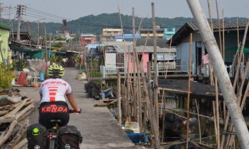 TAJLANDIA / Tajlandia / Tajlandia / Rybacka wioska na palach