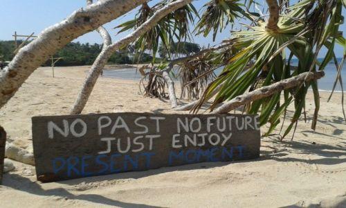 TAJLANDIA / Koh Lanta / Koh Lanta / No past no future...