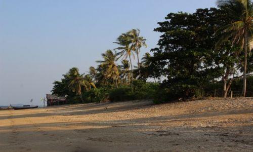 Zdjęcie TAJLANDIA / Koh Lanta / Koh Lanta / Pusta plaża o wschodzie słońca