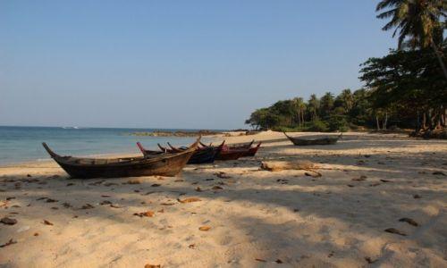 Zdjęcie TAJLANDIA / Koh Lanta / Koh Lanta / Rajska, dzika plaża