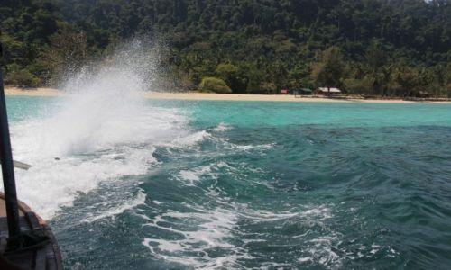 TAJLANDIA / Krabi / Koh Ngai / Rajska plaża na Koh Ngai