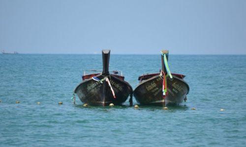 Zdjecie TAJLANDIA / Krabi / Krabi / Longboat