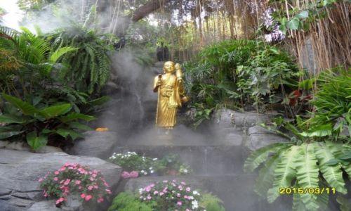 Zdjecie TAJLANDIA / - / Bangkok / Złota Góra