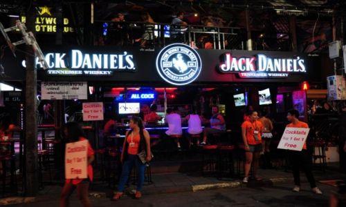 Zdj�cie TAJLANDIA / Prowincja Phuket / Phuket / Phuket by night