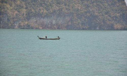 Zdj�cie TAJLANDIA / Prowincja Phuket / Phuket / Samotna przeja�d�ka....