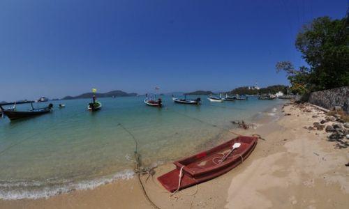 Zdj�cie TAJLANDIA / Prowincja Phuket / Phuket / Przed Wyp�yni�ciem
