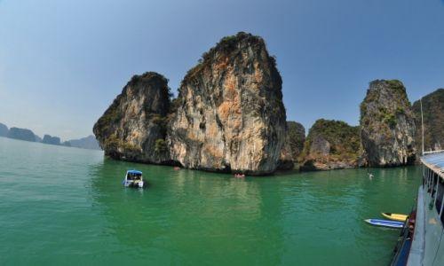 Zdj�cie TAJLANDIA / Prowincja Phuket / Phuket / Wyspy....