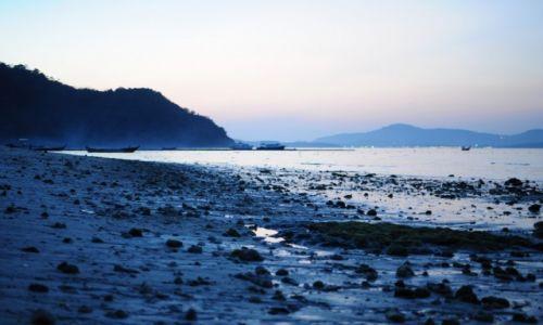 Zdj�cie TAJLANDIA / Prowincja Phuket / Phuket / Pla�a rajska pla�a