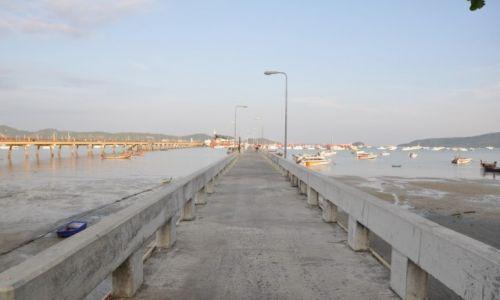Zdj�cie TAJLANDIA / Prowincja Phuket / Phuket / Droga do nik�d...