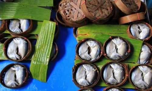 Zdjęcie TAJLANDIA / Pattaya / float market / na straganie