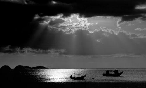 Zdjęcie TAJLANDIA / Koh Phangan / Koh Phangan / Gdzieś na Koh Phangan