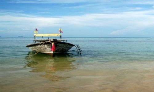 Zdjecie TAJLANDIA / --- / Krabi / łódka