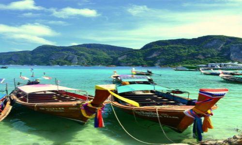 Zdjęcie TAJLANDIA / Phuket / Phi Phi Island / W raju