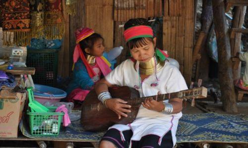 Zdjęcie TAJLANDIA / Chiang Rai / Chiang Rai / Kobieta