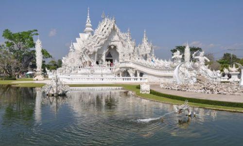 TAJLANDIA / Chiang Rai / Chiang Rai / Wat Rong Khun
