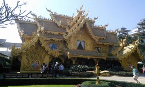 Zdjecie TAJLANDIA / Chiang Rai / Chiang Rai / Publiczna toaleta
