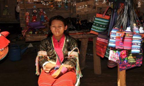 Zdjęcie TAJLANDIA / Chiang Rai / Chiang Rai / dziewczyna