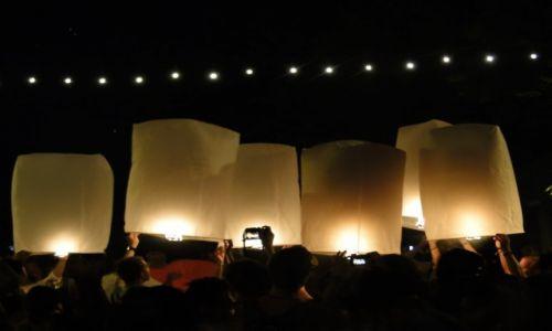 Zdjecie TAJLANDIA / Cziang Mai / Cziang Mai - Święto Loy Krathong / SZCZĘŚLIWEGO NOWEGO ROKU!