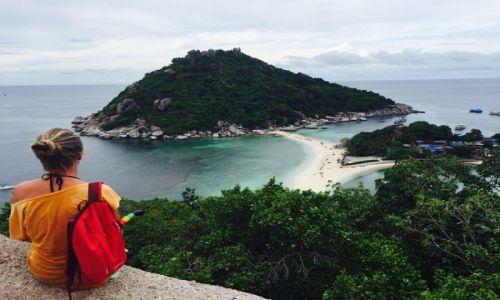 Zdjęcie TAJLANDIA / Ko Tao / Nang Yuan Island / Nang Yuan Island