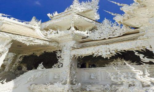 Zdjecie TAJLANDIA / Chiang Rai / Mueang Chiang Rai / Wat Rong Khun (
