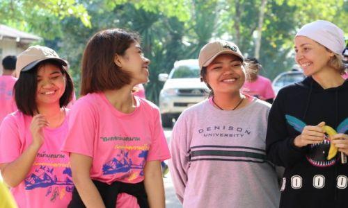 Zdjecie TAJLANDIA / południe / Khao Sok / uśmiech uratuje świat