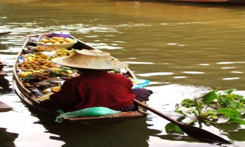Zdjecie TAJLANDIA / Bangkok / - / Warzywniak
