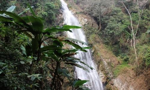 TAJLANDIA / Północna Tajlandia / Chiang Rai / Wodospady Khun Kon
