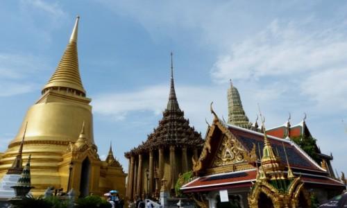 Zdj�cie TAJLANDIA / Bangkok / Bangkok / Pa�ac Kr�lewski