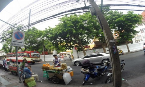 Zdjecie TAJLANDIA / Bangkok / Bangkok / Tajandia by Deas