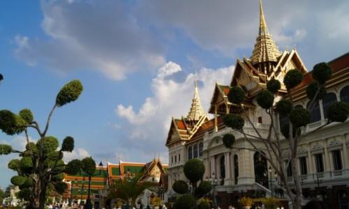 Zdjęcie TAJLANDIA / Bangkok / Bangkok / Pałac