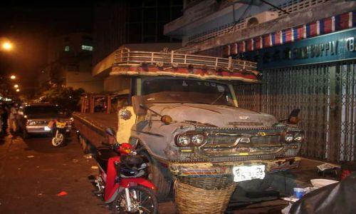 Zdjecie TAJLANDIA / brak / Bangkok / Nocne widoki Bangkoku