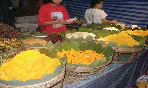 Zdjecie TAJLANDIA / brak / Bangkok / Tajska kuchnia nie wymaga rekomendacji - nawet ta na ulicy!