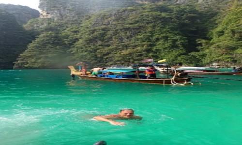 Zdjęcie TAJLANDIA / Ko Pe pe / Leh / W ciepłej wodzie